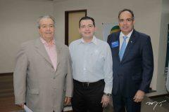 Meton Vasconcelos, Dejarino Santos Filho e Antônio Henrique de Vasconcelos