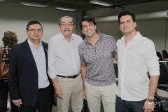 Murilo Martins, Mario Carvalho, Felipe Carvalho e Davi Aguiar