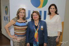 Quinha Timbó, Maria Vital e Marilena Campos