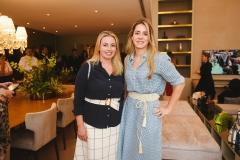Monica Carvalho Pinto E Julie Orberg Piovezanni