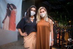 Marina Bitu e Yasmin Nobre