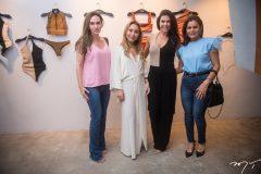 Roberta Nogueira, Kelly Nobre, Roberta Costa e Liliana Linhares