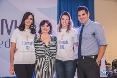 Erika Rolim, Christiane Leite, Fernanda Cavalieri e André Cabral