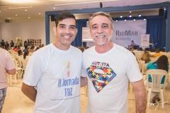 Fabio Castro e Mauro Costa