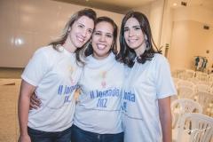 Fernanda Cavalieri, Renata Fernandes e Erika Rolim