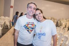 Mauro Costa e Renata Fernandes
