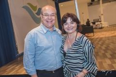 Robério e Christiane Leite