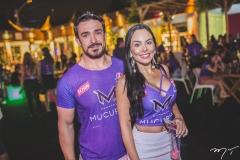 Victor Felix e Mariana Duol