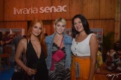 Cris Moreira, Natasha Brigido e Thais Santos