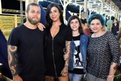 Igor de Melo, Ethi Arganho, Maria Brisa e Neri Araripe