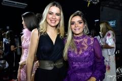Onelia Santana e Camila Arraes
