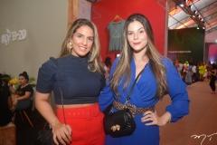Paloma Castro e Priscila Duarte