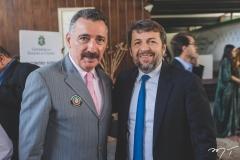 Artur Bruno e Élcio Batista