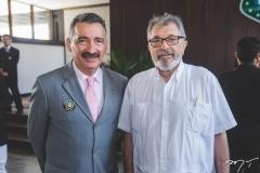 Artur Bruno e Eudoro Santana