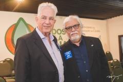 Carlos Prado e Joaquim Cartaxo