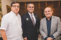 Danilo Forte, Marcelo Mota e Antônio Balhmann