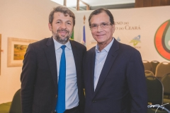 Élcio Batista e Beto Studart