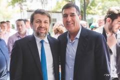 Élcio Batista e Luiz Gastão Bittencourt