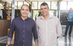Felipe e Franck Uchôa