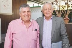 Idelano Felício e Flávio Saboya