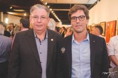 Ricardo Cavalcante e Ruy do Ceará