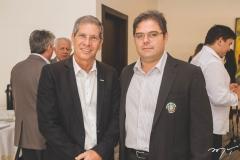 Severino Ramalho Neto e Edson Queiroz Neto