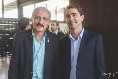 Walter Cavalcante e Alexandre Landim