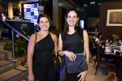 Fernanda Lopes e Iara Teles