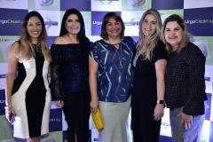Kátia Monte, Sellene Câmara, Luciana Amorim, Flavia Pinheiro e Priscila Martins (2)