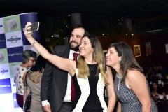 Vinícius Agatão, Kátia Monte e Flávia Carvalho