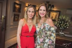 Ingrid Lucena e Marjorie Marshall