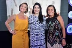 Ana Cristina Wolf, Sellene Câmara e Hedla Lopes