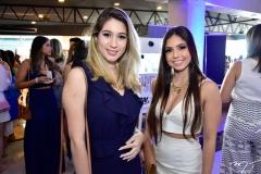Cecilia Albuquerque e Fernanda Carvalho