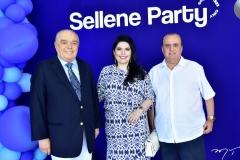 José Benevides, Sellene e Max Câmara