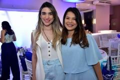 Larissa Veras e Paula Nogueira