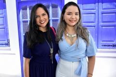 Luana Marques e Katiele Oliveira