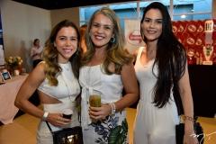 Mirella Freire, Ágatha Guaraná e Melina Costa