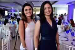 Nayane Magalhaes e Natalia Bernades