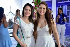 Nayara Aguiar e Ticiane Vieira