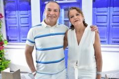 Sérgio e Elise Araújo
