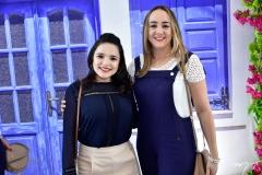 Talita Alencar e Rosene Pinheiro