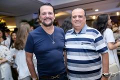 Adrísio e Max Câmara