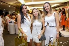 Amanda Maia, Mirella Rocha e Paula Castelo
