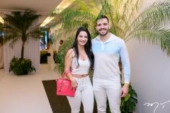 Ana Paula Ramos e Andre Maranhão