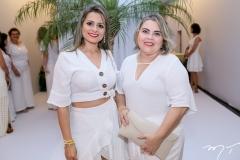 Eudoxia Sousa e Liliane Goes
