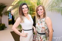 Fabiana Lustosa e Wladia Gomes
