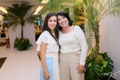 Letícia Ramos e Glória Pinto