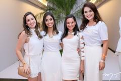 Luana Viana, Priscila Azevedo, Nara Larissa e Carol Gutts
