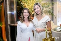 Nayara Miranda e Karine Holanda
