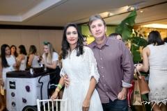 Patrícia e Paulo Régis Botelho